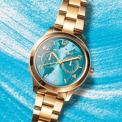 MICHAEL KORS WATCH HUNGER STOP慈善项目迎来第五周年
