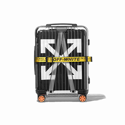 Off-White x RIMOWA 推出全新限量旅行箱